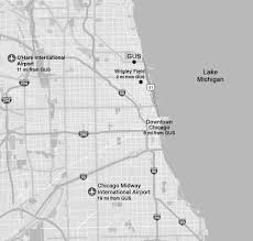 Redline Chicago Map by Gus Giordano Dance