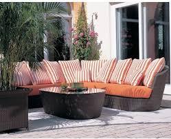 eden roc outdoor sectional sofa contemporary patio chicago