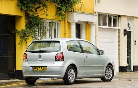 volkswagen polo hatchback review 2002 2009 parkers