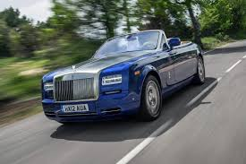 roll royce drophead rolls royce phantom drophead coupe 2007 car review honest john