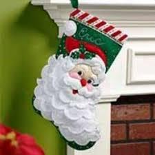 bucilla christmas bucilla felt christmas kits supply craft