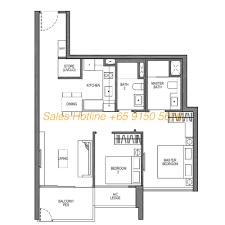 seaside residences singapore condo showflat 65 6100 1380