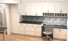 kitchen cabinet desk ideas ikea kitchen desk ideas bathroom delightful area transform into