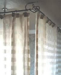 Shower Curtain Rod Home Depot Marvellous Design Clawfoot Tub Shower Curtain Rod 25 Best Ideas