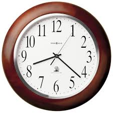 Herman Miller Clocks Amazon Com Howard Miller 625 259 Murrow Wall Clock Home U0026 Kitchen