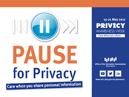 Privacy by Privacy Awareness Week 2017 15 U2013 21 May Office Of The