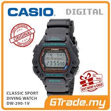 Jam Tangan Casio Dw 290 casio dw 290 1v mission impossible w end 4 17 2019 5 00 pm