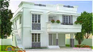 modern small house plans india