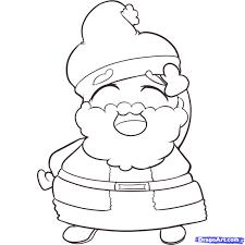 how to draw chibi santa step by step chibis draw chibi anime