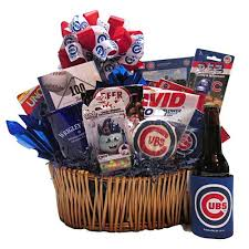 chicago food gifts cubs collection gift basket chicago gift baskets