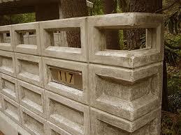 frank lloyd wright custom concrete block wall house