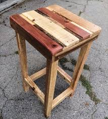simple side table plans diy rustic pallet mini tabl on simple coffee table plans ideal for