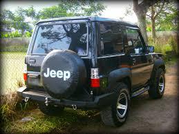 mobil jeep modifikasi modifikasi daihatsu taft bandung baboonrepublic