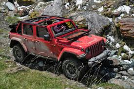 jeep rally car 2018 jeep wrangler first drive review all new wrangler sets the