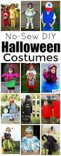 super cute no sew diy halloween costumes the resourceful mama