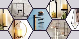Wall Mounted Candle Sconce 11 Best Wall Mounted Candle Sconces For 2017 Decorative Candle
