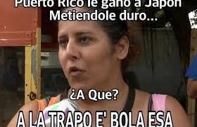 Victoria Meme - memes sobre la victoria de puerto rico ante japon marzo 2013