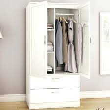 Two Door Closet Fantastic Honey Can Do Door Closet Storage With Two Drawers