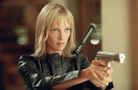 uma thurmans hair in kill bill kill bill vol 2 2004 uma thurman david carradine michael