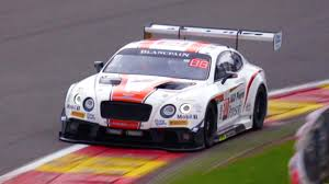 bentley gt3 chris harris drives bentley continental gt3 at spa top gear