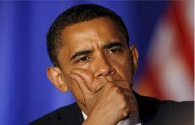 Obama Face Meme - 47 of democrats say obama should have primary challenge in 2012