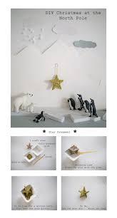 diy star ornament by la maison de loulou via petit a petit and