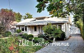 California Bungalow California Bungalow Is For Sale On Casitas Avenue U2013 Pasadena