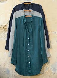 linen tunic s travel tops button shirts casual