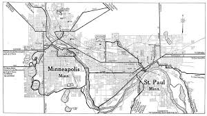 Lake Maps Mn Minnesota Maps Perry Castañeda Map Collection Ut Library Online