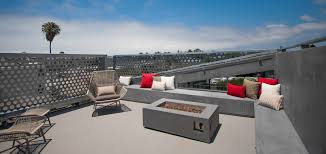 get a view of venice from your rooftop deck abbot kinney first