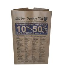 Advertising Research Paper Ross Wallace Folded Advertising Bags Ross Wallace Paper