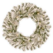 battery wreaths garland decorations the