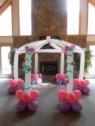 sweet 16 link o loon column bella balloons long island