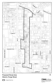 historic yonge street hcd study background hcds in toronto