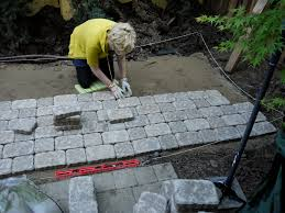 Types Of Patio Pavers by Different Types Of Patio Flooring Materials Service Com Au