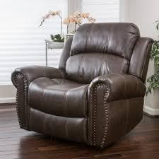 brown recliners you u0027ll love wayfair