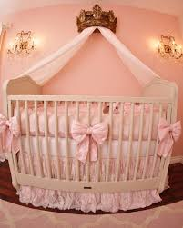 Ballerina Crib Bedding Crib Bedding Idea Bows Lace And Crown Baby Of A