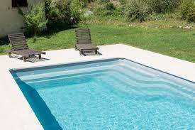 petite piscine enterree piscine rectangulaire enterrée 6x3 avec installation à orange prix