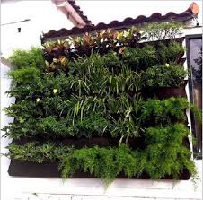 grow bags hanging wall pot with 16 pages specical planting bag
