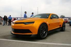 burnt orange camaro all the camaros at the 2016 camaro debut 6th camaro forum