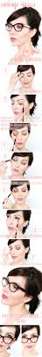 hairstyle and eyewear secrets best 25 makeup with glasses ideas on pinterest glasses makeup