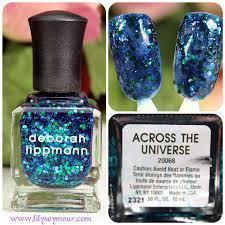 fun fierce fabulous beauty over 50 nails deborah lippmann