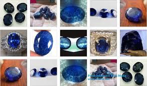 model cincin blue safir harga batu blue safir termahal batu akik cincin