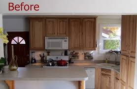 kitchen makeovers with cabinets lovely imperfection the 500 kitchen remodel painting