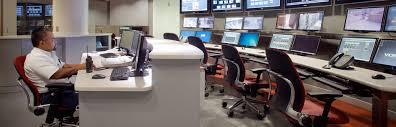 control room consoles ergonomic technical furniture and control