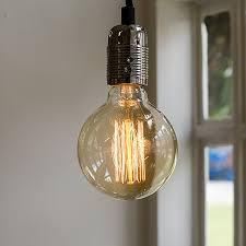 Small Globe Decorative Light Bulb