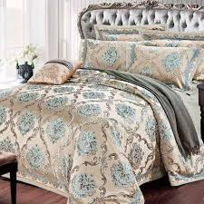 Jacquard Bedding Sets Bedding Sets T A Y Store