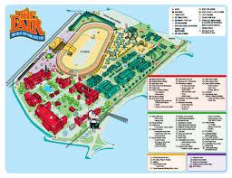State Fair Mn Map State Fair Map Minnesota State Fair Ticket Office On Fairgrounds