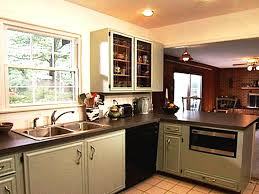 light colored kitchen cabinets dark wood cabinet kitchen light