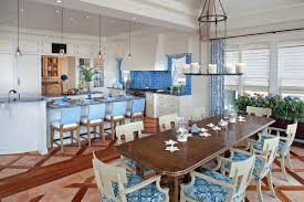 Coastal Dining Room Concept Coastal Kitchen And Dining Room Pictures Hgtv